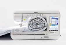 Get to know your Brother VQ2 / V5 Sewing/Quilting machine
